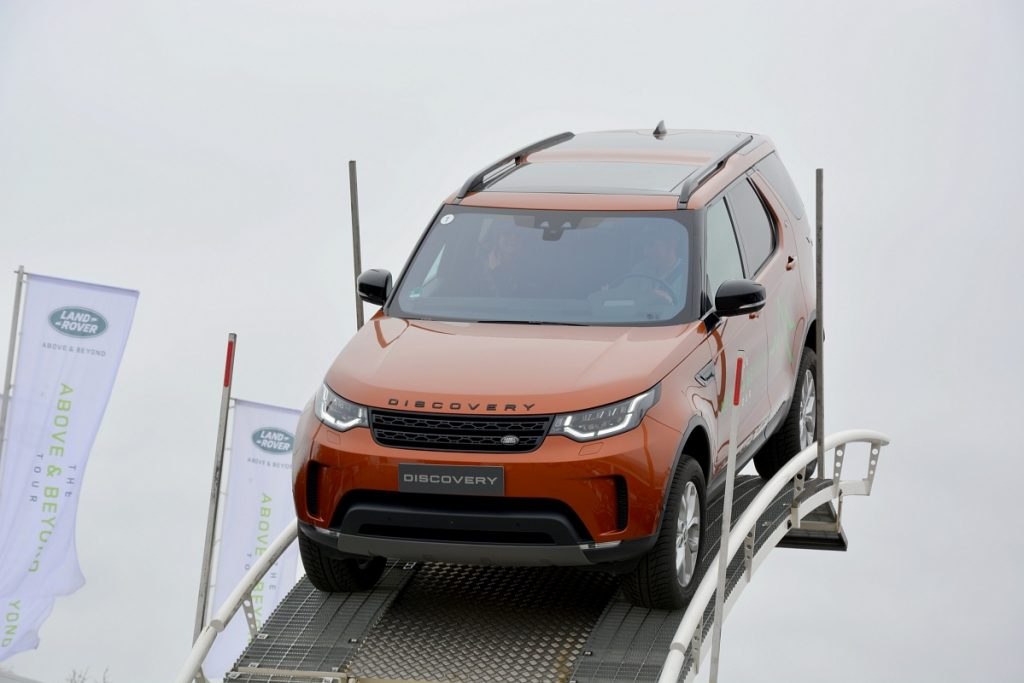 Land Rover Above & Beyond Tour 2018