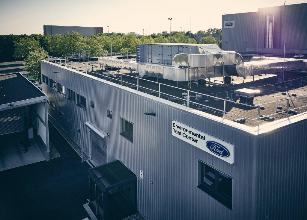 Fabryka Pogody Forda