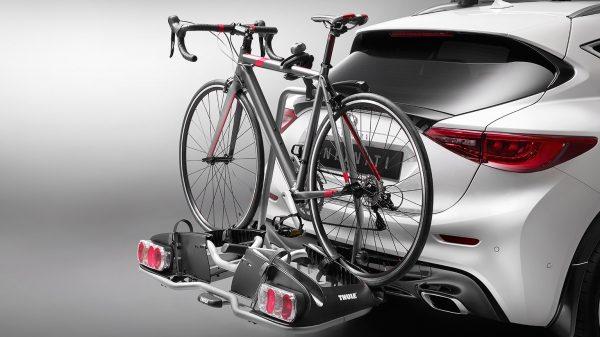 infiniti qx30 bagażnik rowerowy na klapę mototato