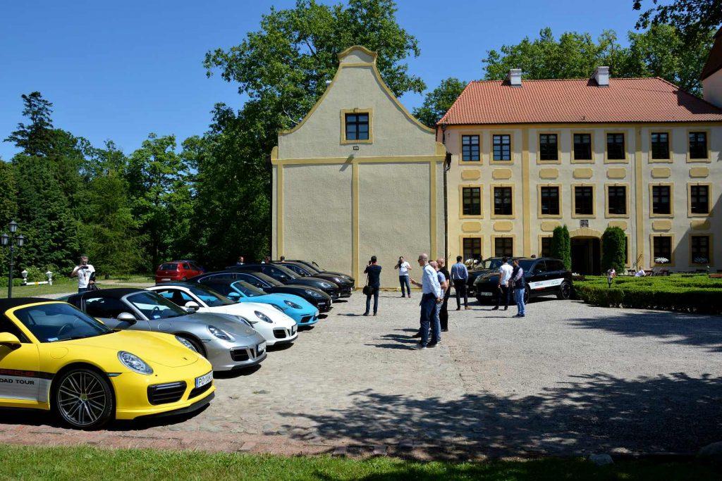 Porsche Road Tour
