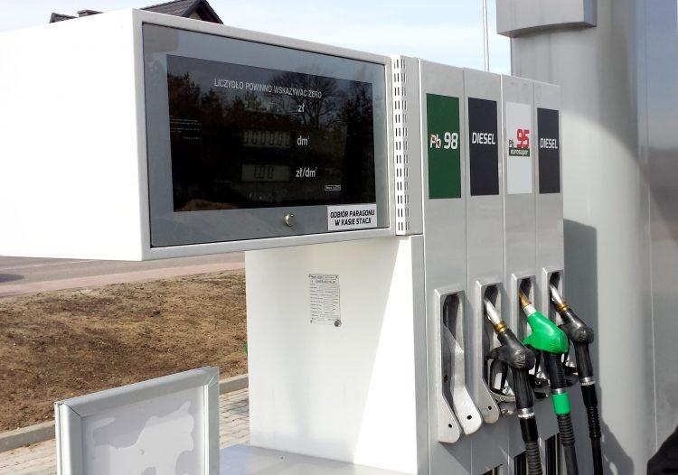 nowe oznaczenia paliw