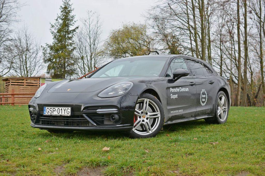 Test Porsche Panamera Turbo Sport Turismo