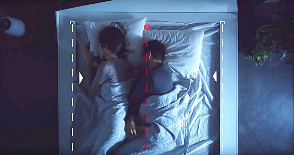 Innowacyjne łóżko od forda