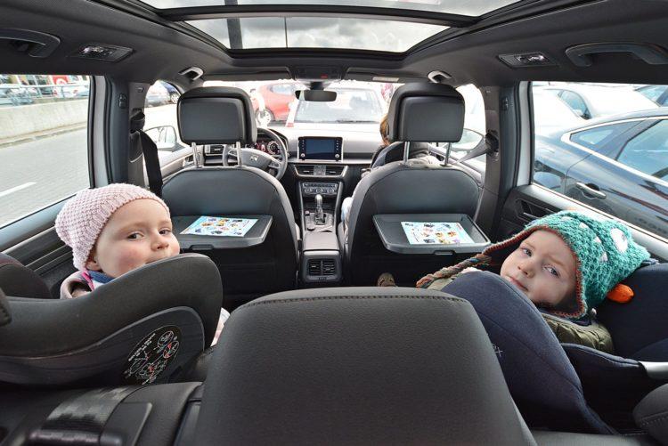Podróż z dziećmi
