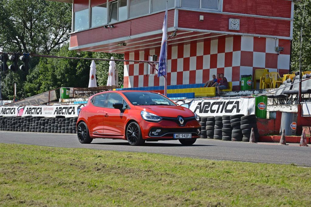 Test Renault Clio RS