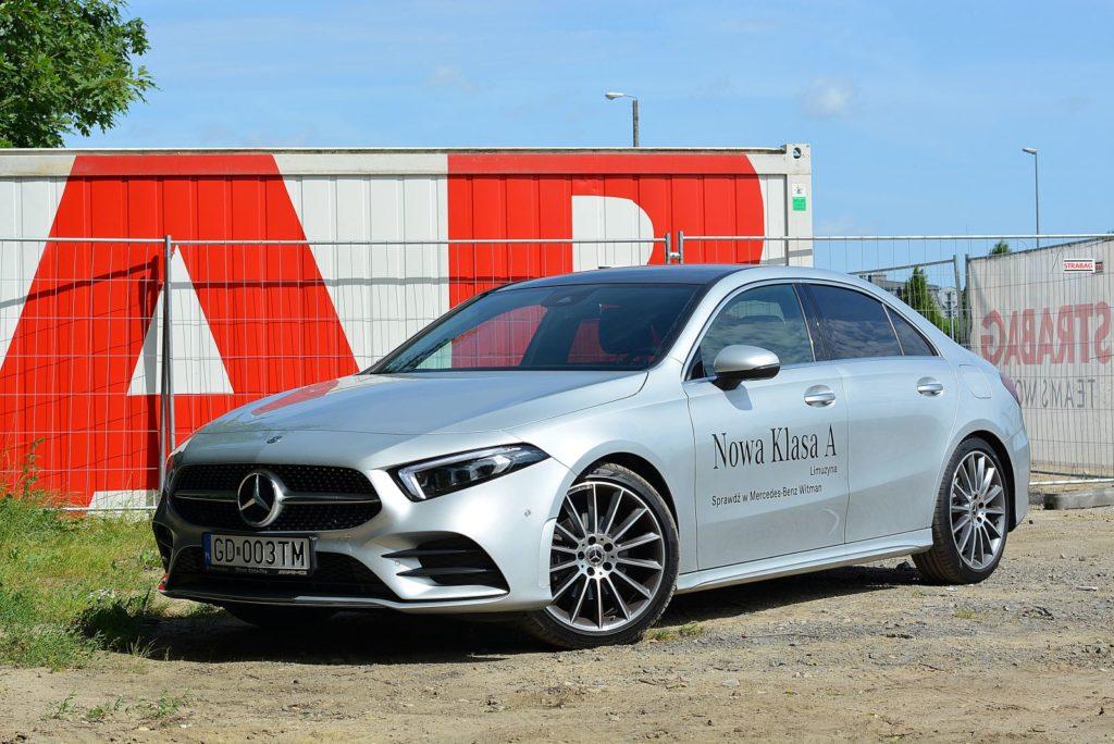 Mercedes Klasa A Limuzyna