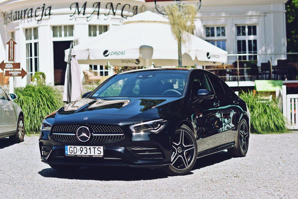 Nowy Mercedesa CLA