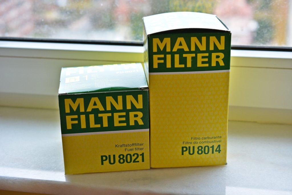 Zakup filtrów w internecie