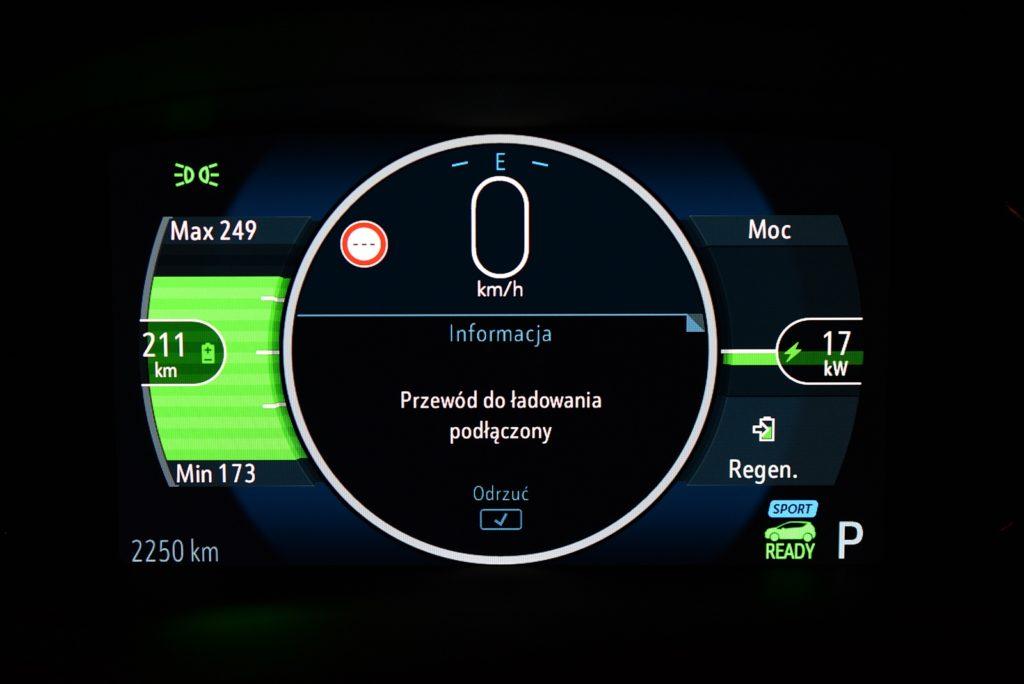 Test Opel Ampera e