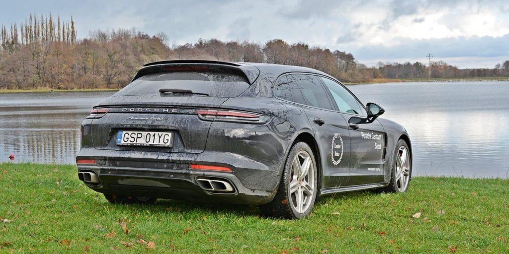 Porsche Panamera Sport Turismo - rodzinne kombi