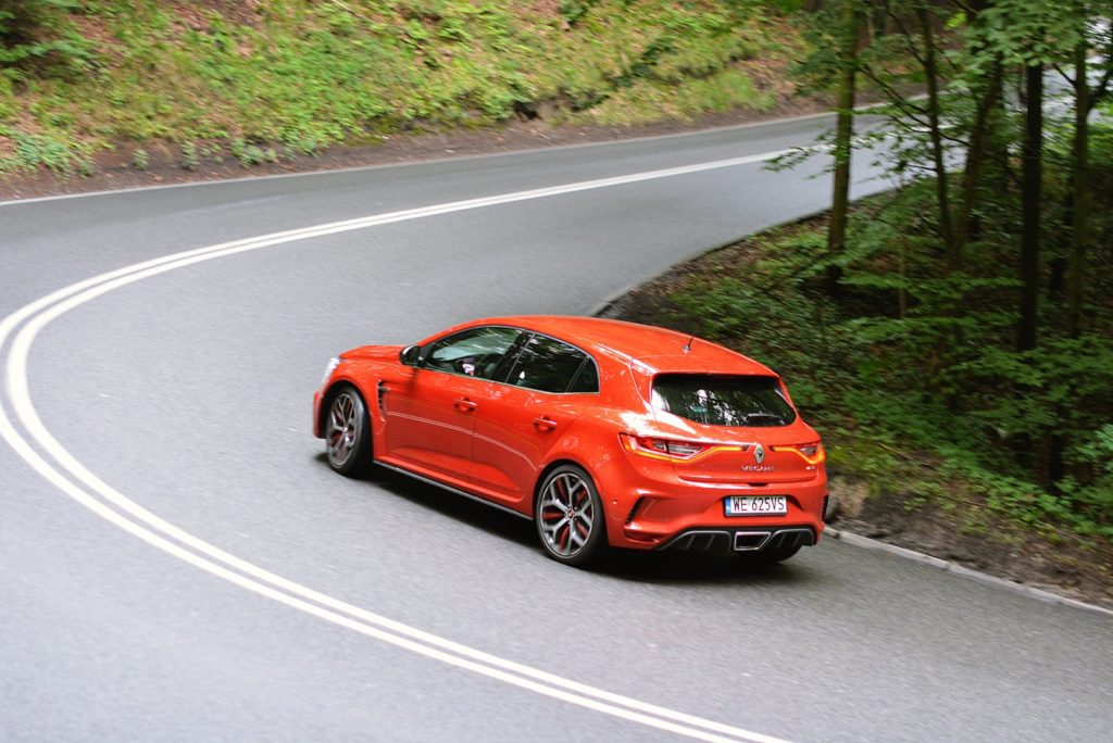 Test Renault Megane RS