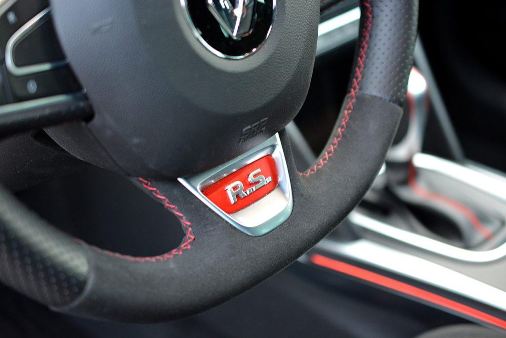 Renault Megane RS detale