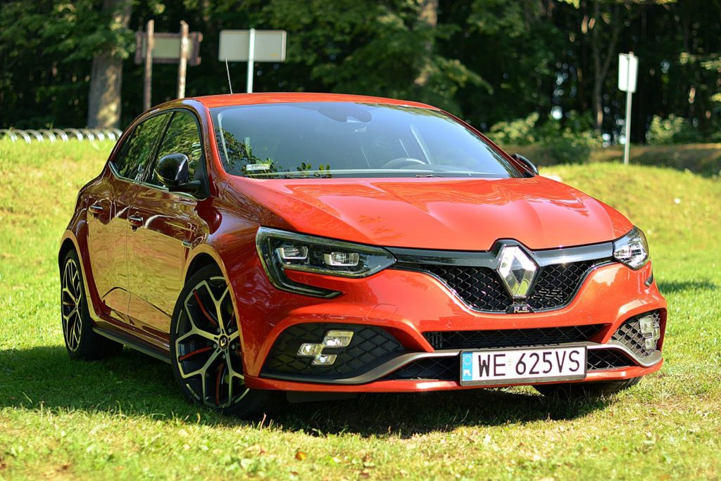 Test Renault Megane RS Trophy