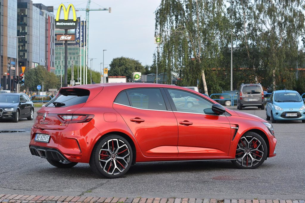 Test Megane RS Trophy