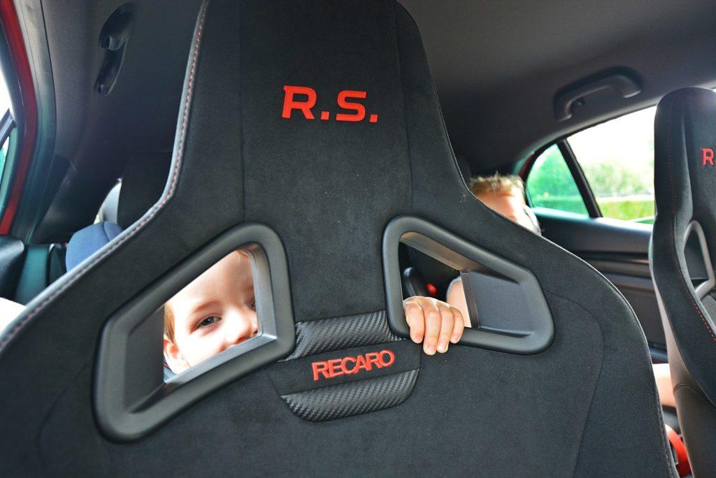 Fotele Renault Megane RS Trophy 49