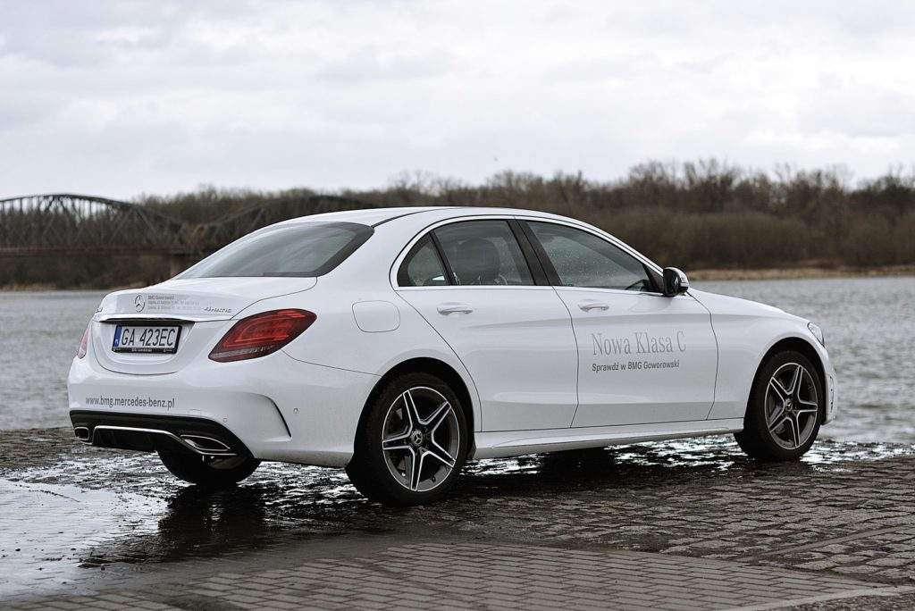 Mercedes C200 EQ Boost
