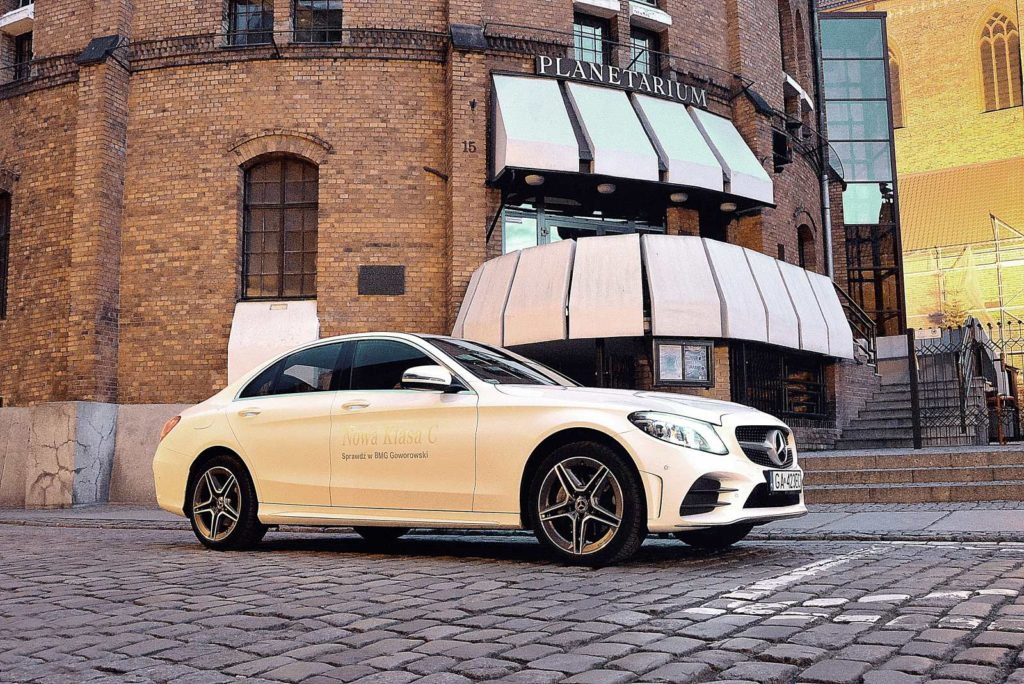 Test Mercedes C200 EQ Boost