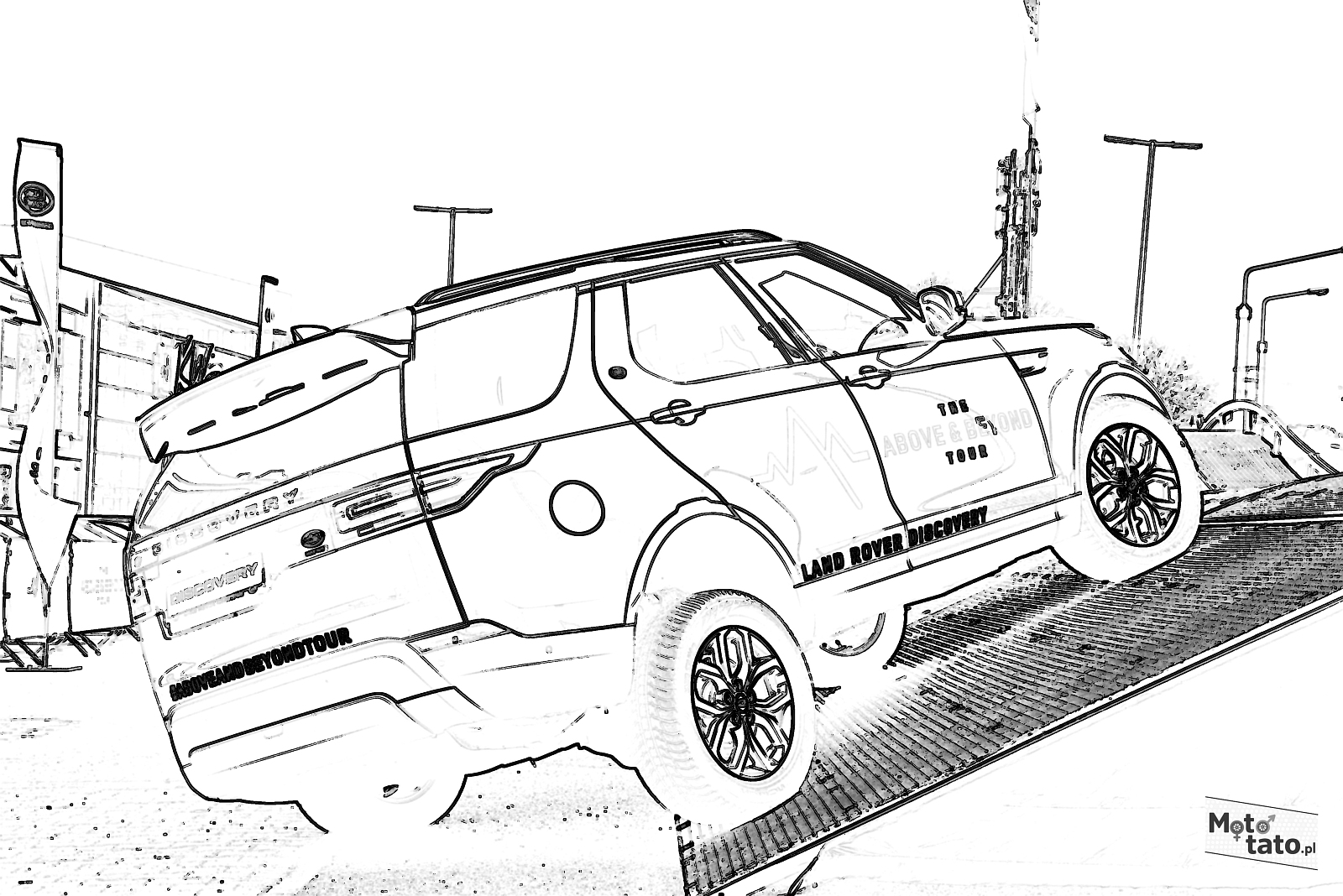 Kolorowanki Samochodyw