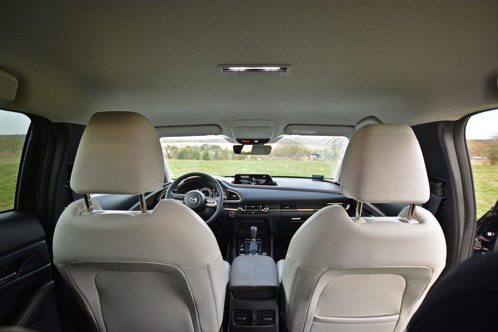 Test Mazda CX30
