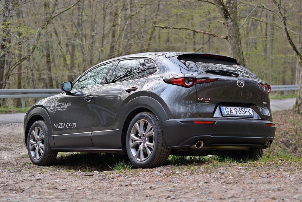 Mazda CX30 test