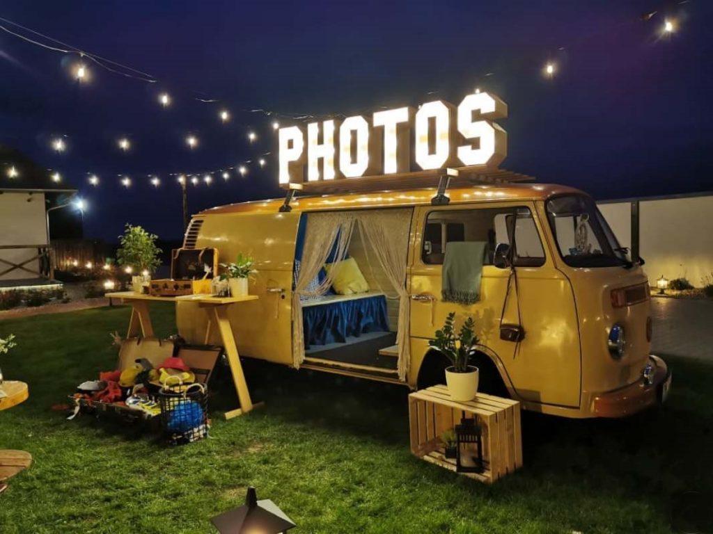 Pomysł na mobilny biznes - fotobudka